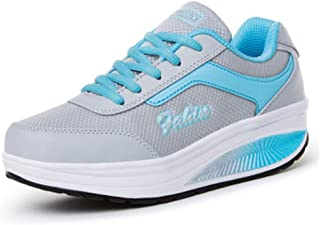 Unparalleled beauty Women Mens Running Shoes Mesh Breathable Lightweight Tennis Gym Shoes
