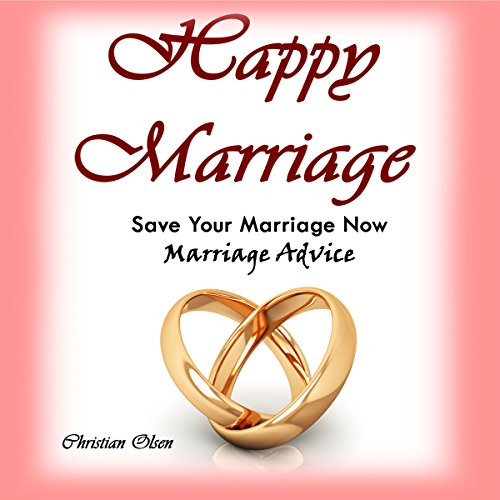 Happy Marriage audiobook cover art