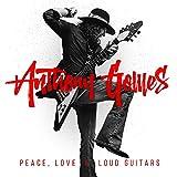 Love & Loud Guitars Peace