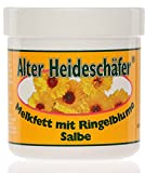Krauterhof Pomada de hierbas metalizada con extracto de caléndula en quemaduras, littekens 100 ml