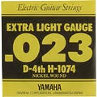 YAMAHA H1074 エレキギター弦 エクストラライトゲージ 023 4弦 【バラ弦1本】 ヤマハ