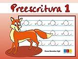 preescritura 1: Mejora del manejo Del Lápiz | Educación Infantil | Editorial Geu | Refuerzo Escolar (Niños de 3 a 5 años)