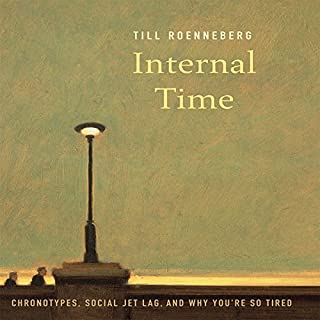 Internal Time audiobook cover art