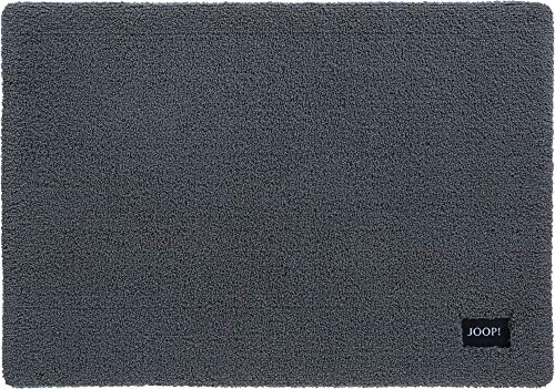 Joop! Badteppich Basic Anthrazit - 069 60x90 cm