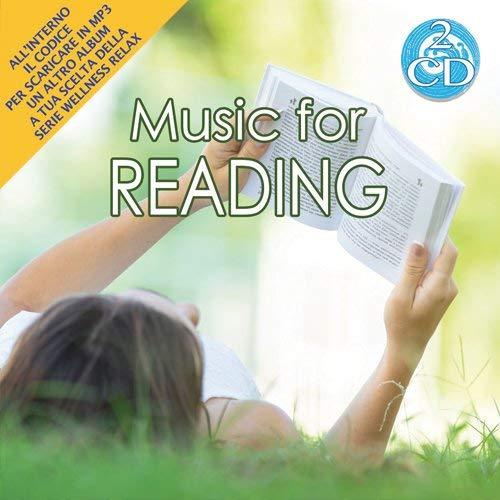 Music for Reading - Lounge, Chillout, Guitarra Acústica y Piano, Música para Lectura, Doble música CD Relajante