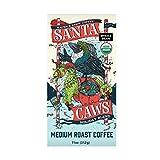 Raven's Brew, Coffee - Santa Caws - Medium Roast (Whole Bean, 11 oz)