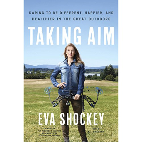 Taking Aim audiobook cover art