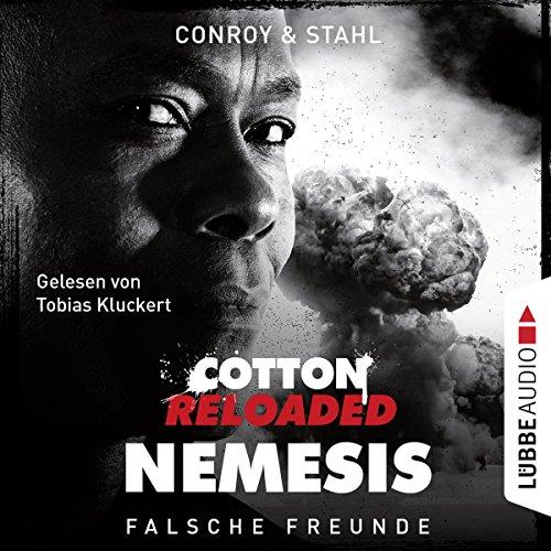 Falsche Freunde (Cotton Reloaded: Nemesis 3) Titelbild