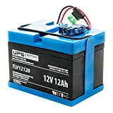 UPSBatteryCenter Compatible 12V Replacement Battery for Peg Perego John Deere Tractor Ride on Toy