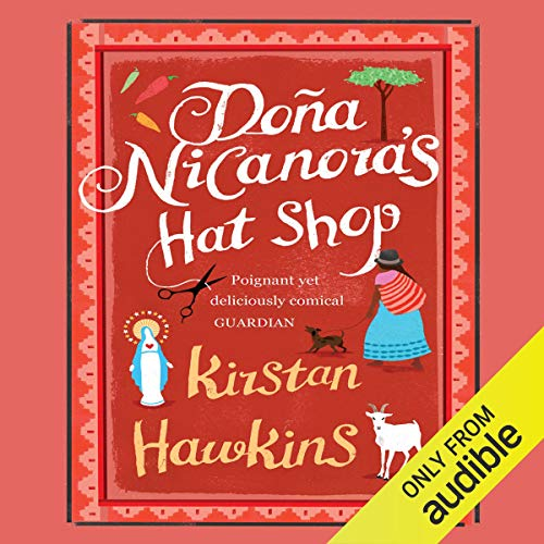 Doña Nicanora's Hat Shop cover art
