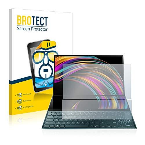 brotect Pellicola Protettiva Compatibile con ASUS ZenBook Duo UX481FL Pellicola Trasparente Anti-Impronte