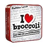 Asmodee I Love Brocoli - Juego de Cartas (en alemán)