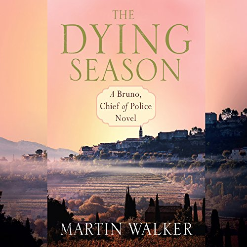 The Dying Season audiobook cover art