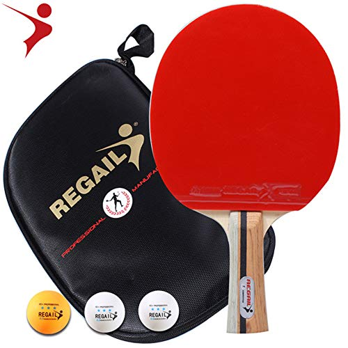 Purchase CLX Table Tennis Racket Samsung Four Stars Six-Seven Teenager Adult Training Game Table Ten...