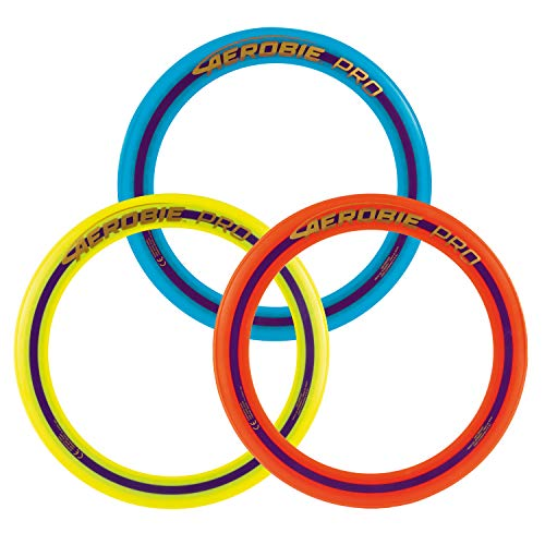 Aerobie Pro Flying Ring (33 cm Diameter) - Assorted Colours