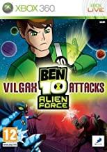 Ben 10 Alien Force Vilgax Attacks (Xbox 360)