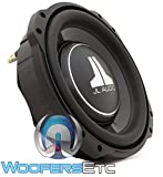 Jl Audio 10tw3-d8 Shallow-mount 10-inch subwoofer ( Dual 8 ohm voice coil )