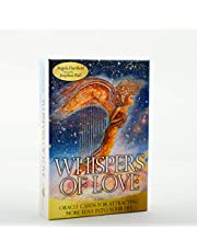 Whispers of Love: Oracle Cards for Attracting More Love into Your Life - 50 Cards