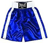 Everlast Erwachsene Boxen - Shorts, Blau/Weiß, M