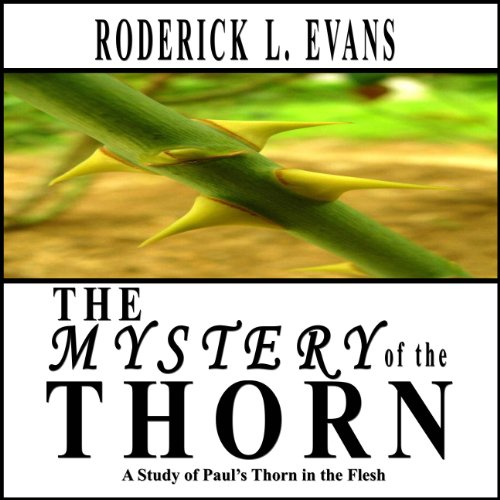 The Mystery of the Thorn audiobook cover art