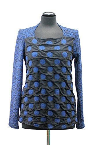 Schnittquelle Damen-Schnittmuster: Shirt Sienna (Gr.52) - Einzelgrößenschnittmuster verfügbar von 36 - 52