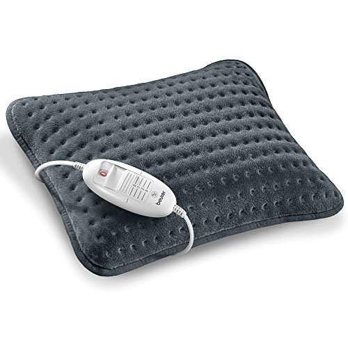 Beurer HK 48 Cosy Sofa-Heizkissen mit Schnellheizung, 3 beleuchtete Temperaturstufen und Abschaltautomatik, extra...