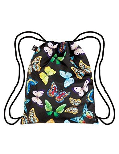 LOQI WILD Butterflies Backpack - Rucksack