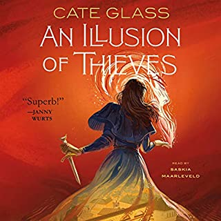 An Illusion of Thieves audiobook cover art