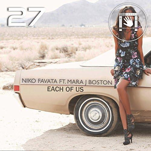 Niko Favata feat. Mara J Boston