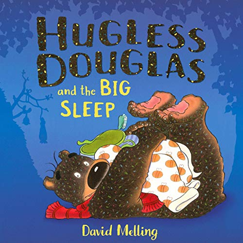 Hugless Douglas and the Big Sleep cover art