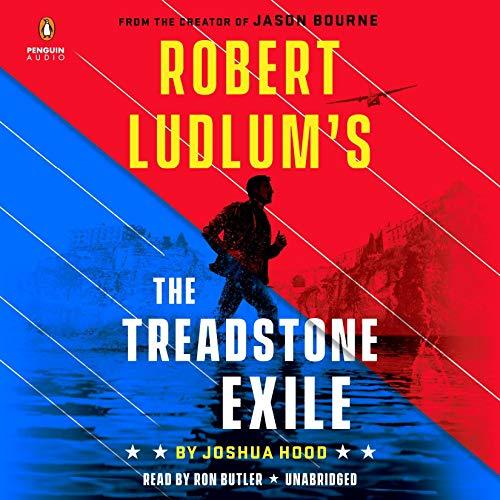 Robert Ludlum's The Treadstone Exile Audiobook By Joshua Hood cover art
