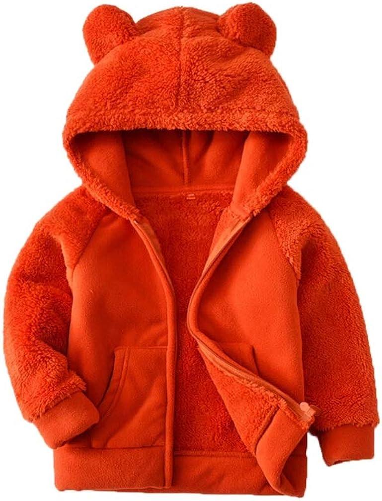 Kids Fleece Hoodie Jacket Teddy Girls Bear Cheap sale for Deluxe wit
