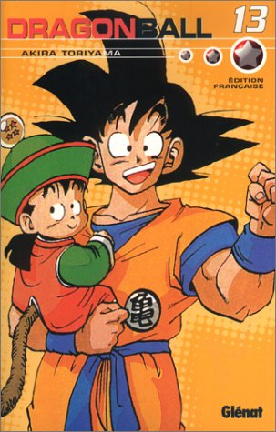 Dragon Ball, volume double 13 (tomes 25 et 26)