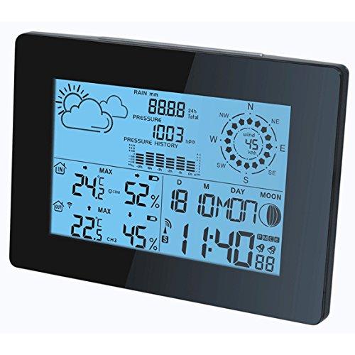 Cresta DTX600 Professionelle Wetterstation