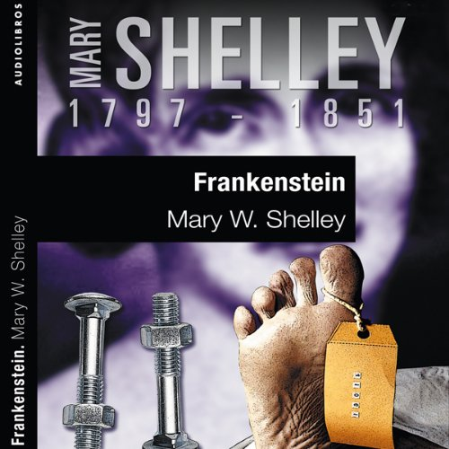 Frankenstein III cover art