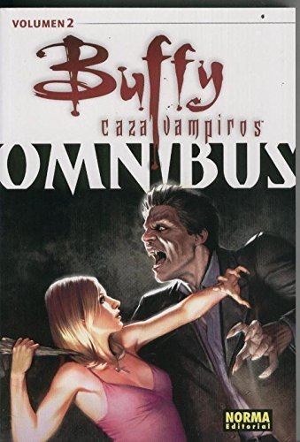 Buffy cazavampiros Omnibus volumen 2