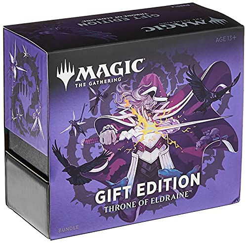 Throne of Eldraine special edition gift box