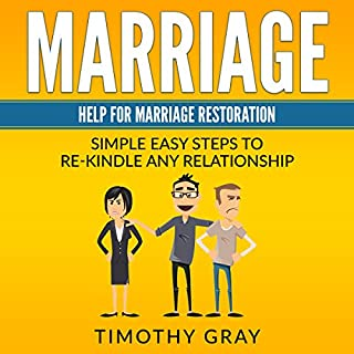 Marriage: Help for Marriage Restoration cover art