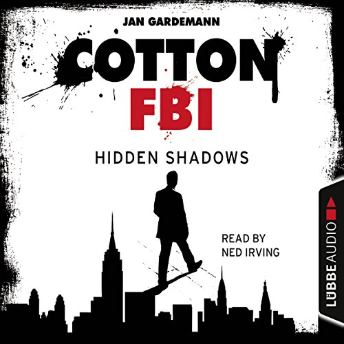 Hidden Shadows audiobook cover art