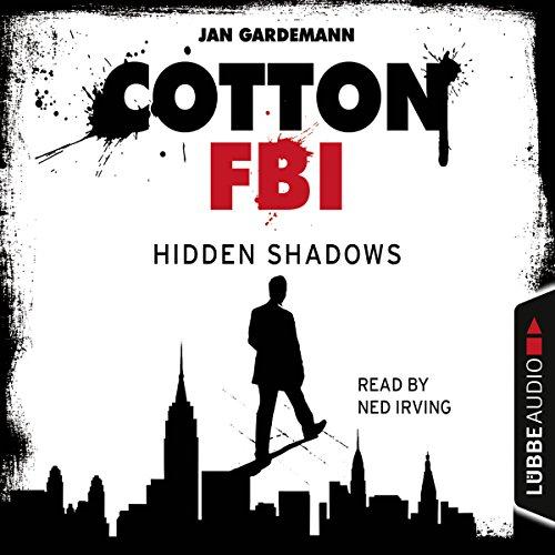 Hidden Shadows (Cotton FBI 3) audiobook cover art