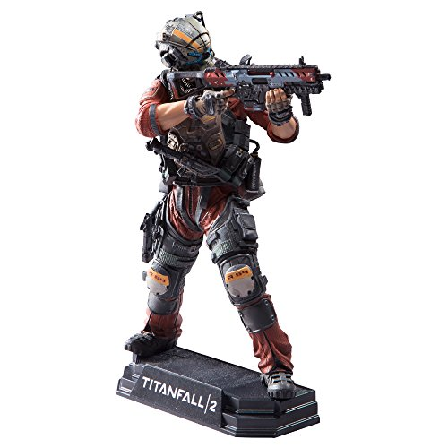 McFarlane Toys Titanfall 2 Pilot Jack Cooper 7 Collectible Action Figure