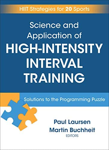 Science and Application of High Intensity Interval Training Solutions to the Programming Puzzle product image
