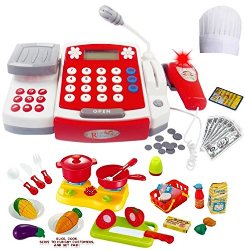 Product Image of the Funerica Cash Register