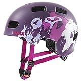 Uvex Unisex Jugend, hlmt 4 cc Fahrradhelm, purple...