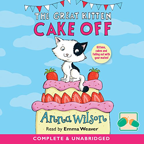 The Great Kitten Cake Off cover art