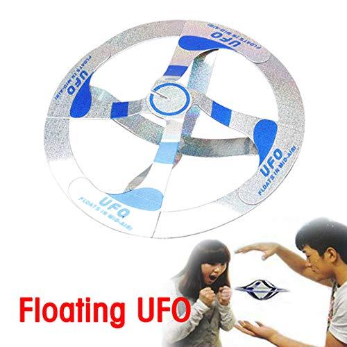ZREAL Mystery UFO Flotante - Platillo volante, juguete mágico para niños
