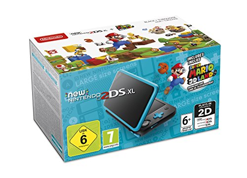 New Nintendo 2DS XL inkl. Super Mario 3D Land