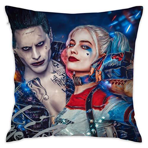 51PB9pPNKZL Harley Quinn Pillows