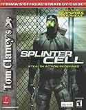 Tom Clancy's Splinter Cell - Prima's Official Strategy Guide Xbox & PC - Prima Games - 01/11/2002