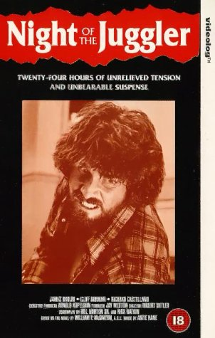 Night of the Juggler [VHS]
